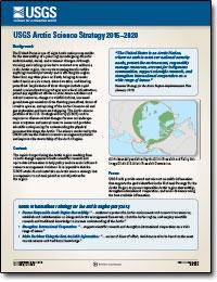 USGS Arctic Science Strategy 2015-2020